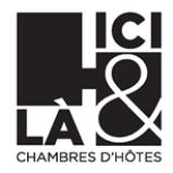 Ici & Là Logo