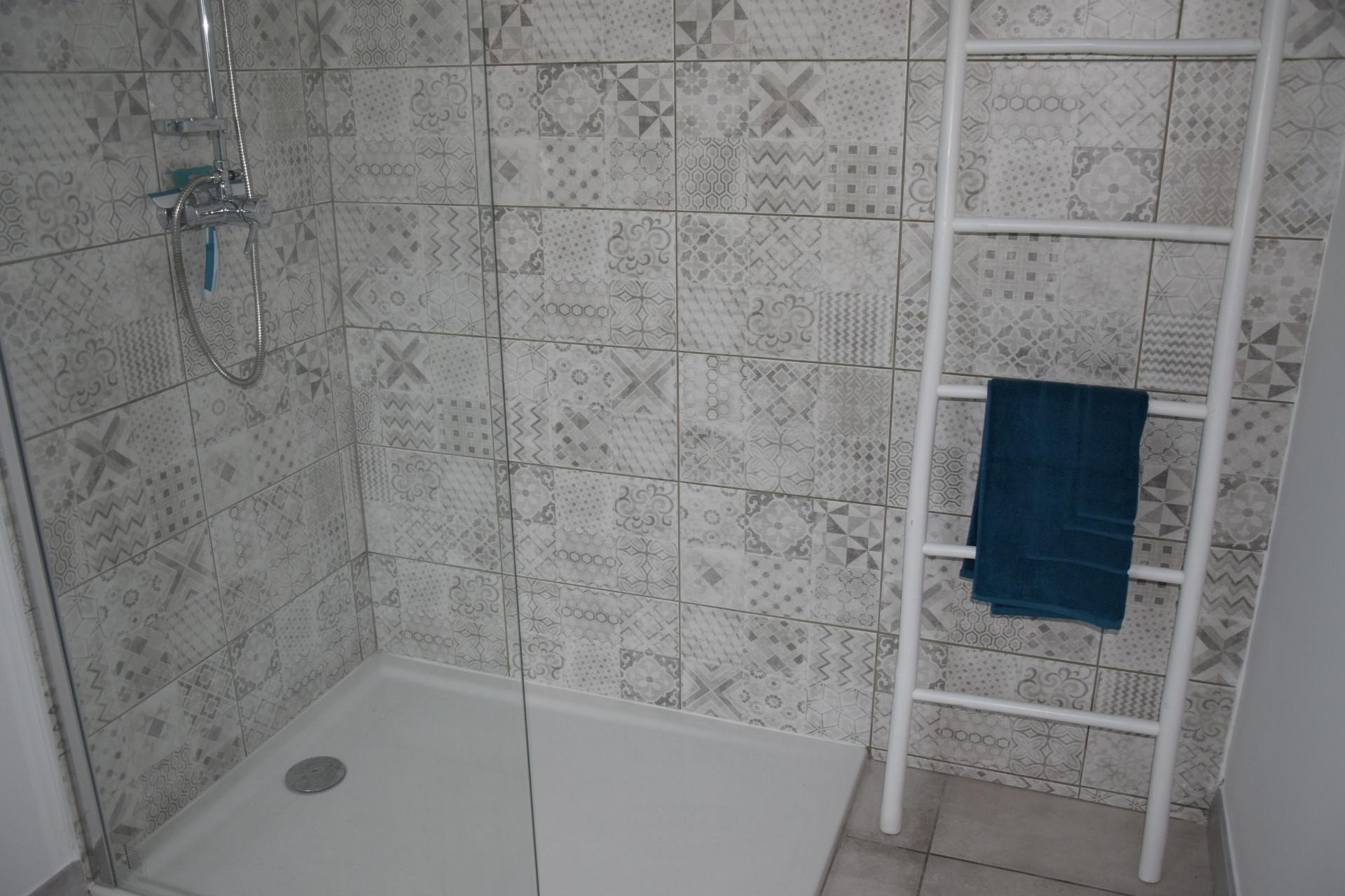 Salle de bain chambres d'hôte Isle sur la Sorgue Vaucluse